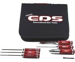 EDS Werkzeugset 7 Teilig für RC-Electro Cars