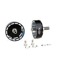 Emax Motor Glocken Set mit Magneten und Schrauben für RS2306 Motoren in schwarz