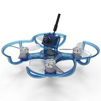 Emax Babyhawk 85mm Brushless FPV Racer PNP in blau