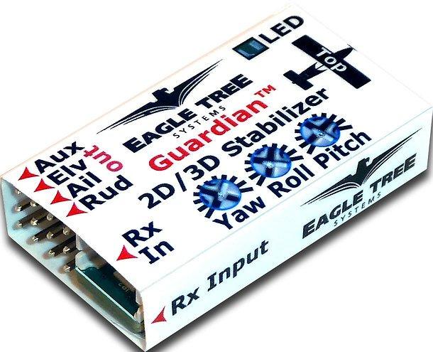 Eagle Tree Guardian 2D/3D Stabilizer
