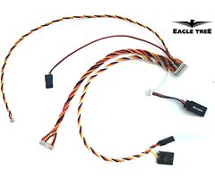 Eagle Tree Plug & Play AV Cable for Fatshark/IRC