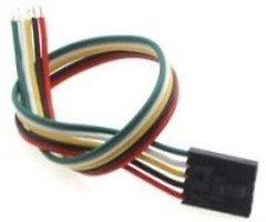 Fatshark 5p Molex/bare TX Kamera Kabel