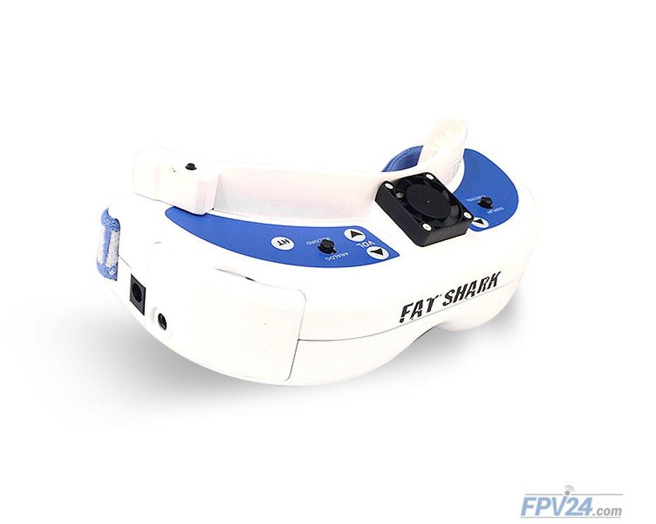 Fatshark Dominator V3 FPV Videobrille mit 32 Kanal OLED Empfänger Modul - Pic 3