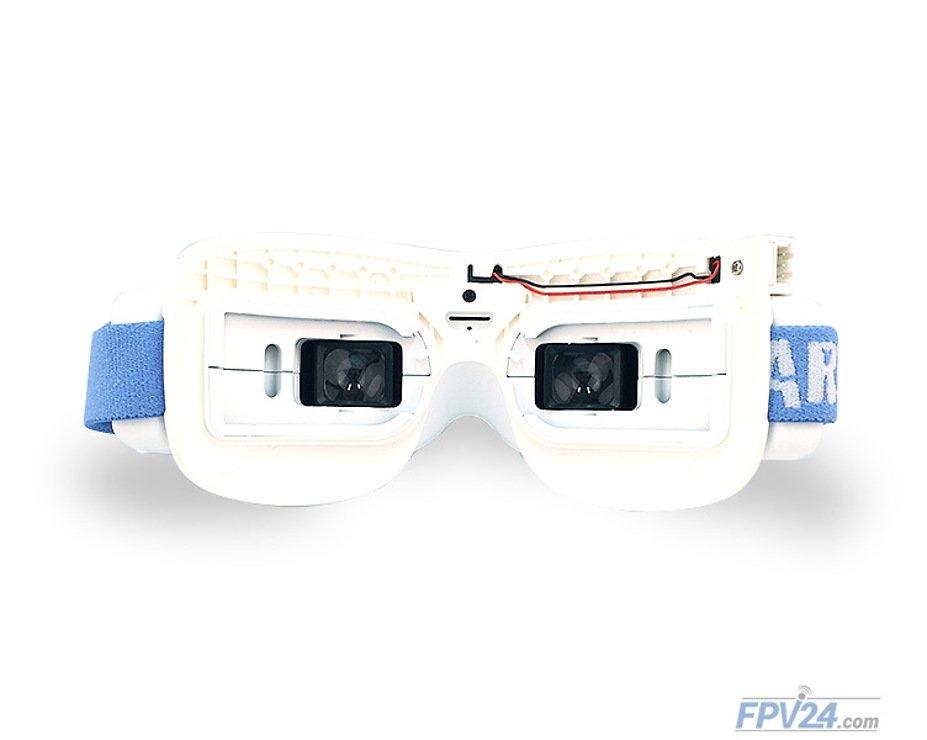 Fatshark Dominator V3 FPV Videobrille mit 32 Kanal OLED Empfänger Modul - Pic 5