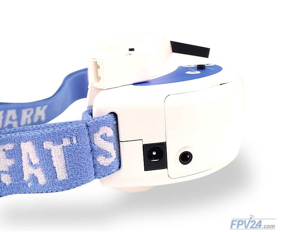 Fatshark Dominator V3 FPV Videobrille mit 32 Kanal OLED Empfänger Modul - Pic 6
