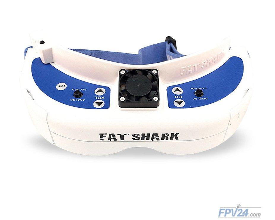 Fatshark Dominator V3 FPV Videobrille - Pic 3
