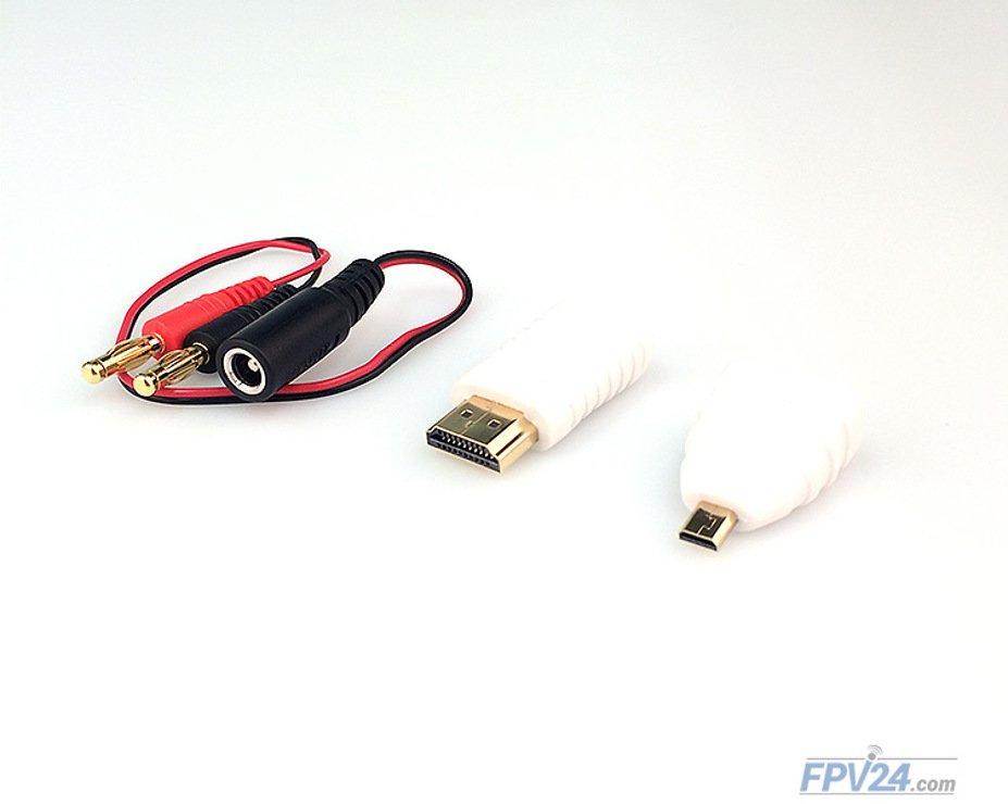 Fatshark Dominator V3 FPV Videobrille mit 32 Kanal OLED Empfänger Modul - Pic 14