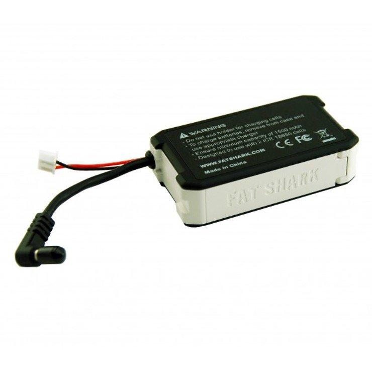 FatShark 18650 Li-lon Batterie Case - Pic 2