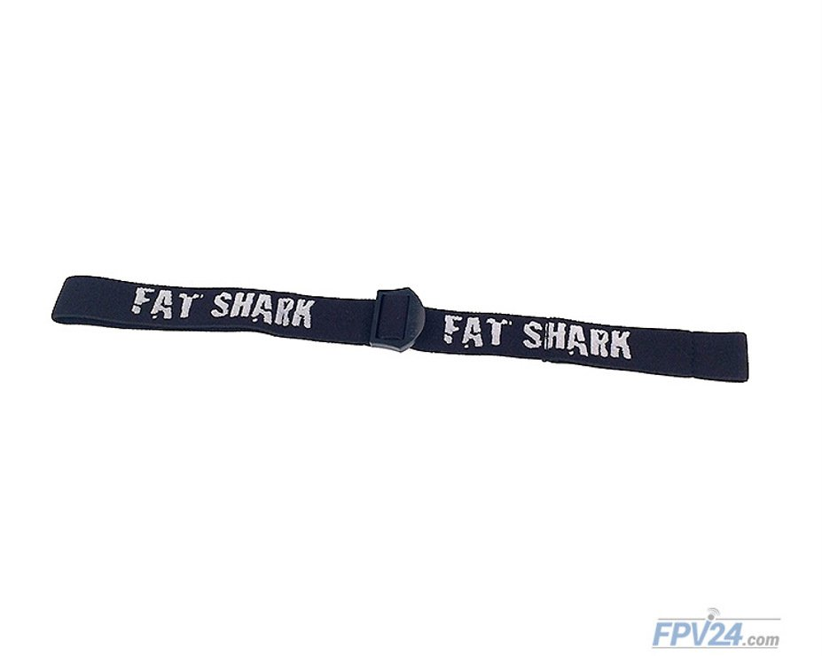 Fatshark Head Strap Schwarz - Pic 1