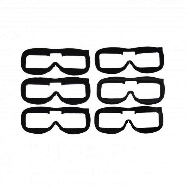 FatShark Schaumstoff Ultimate Kit für Dominator und Attitude Videobrillen - Pic 2