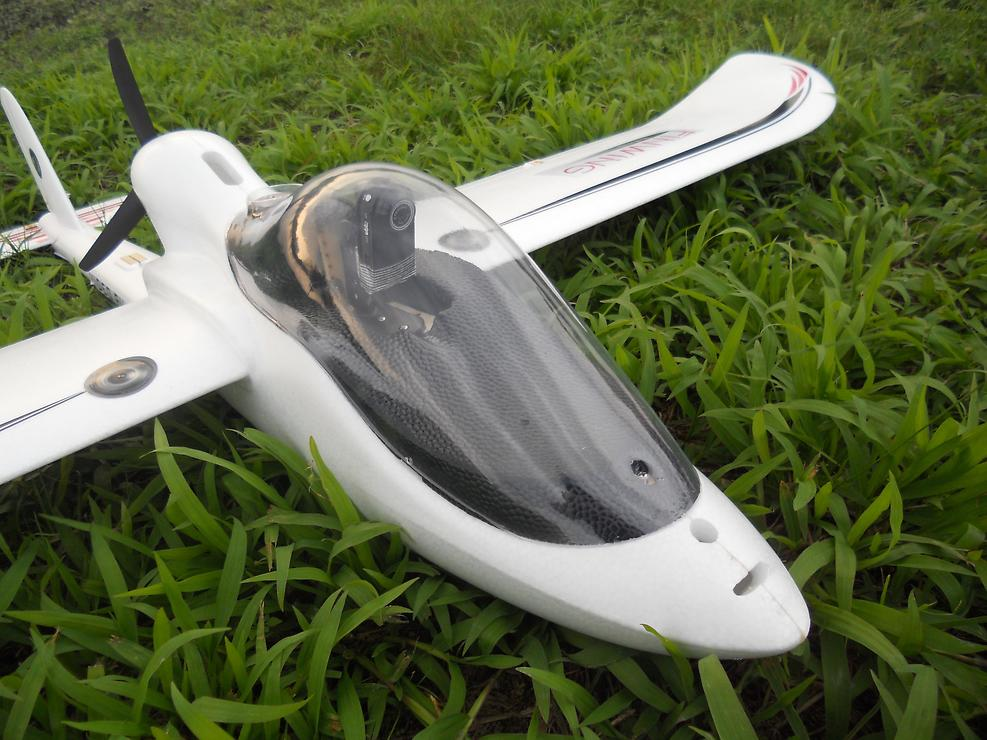 FinWing Penguin FPV Flugzeug ARF Version (FUP1205ARF) - Pic 1