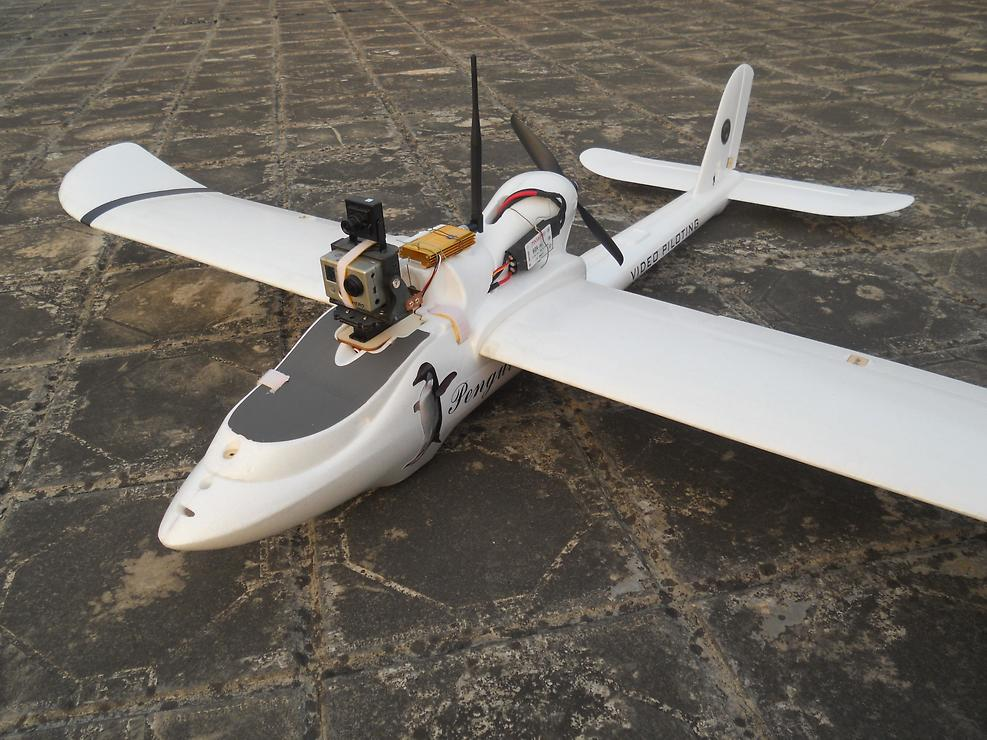 FinWing Penguin FPV Flugzeug ARF Version (FUP1205ARF) - Pic 3