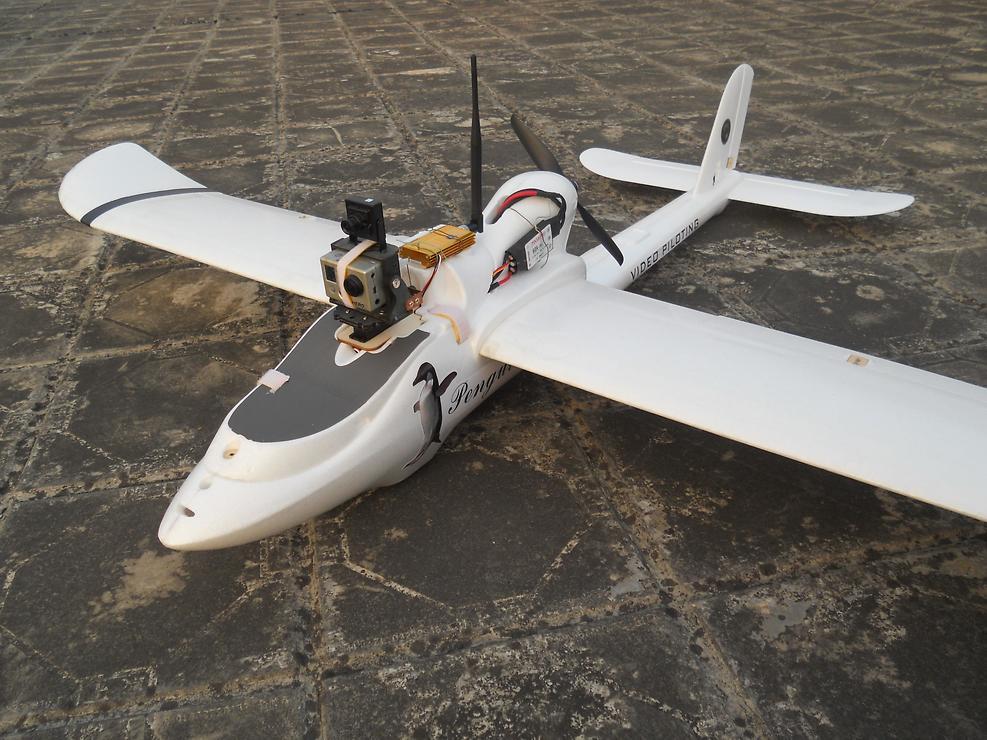FinWing Penguin FPV Flugzeug ARF Version (FUP1205ARF) - Pic 3