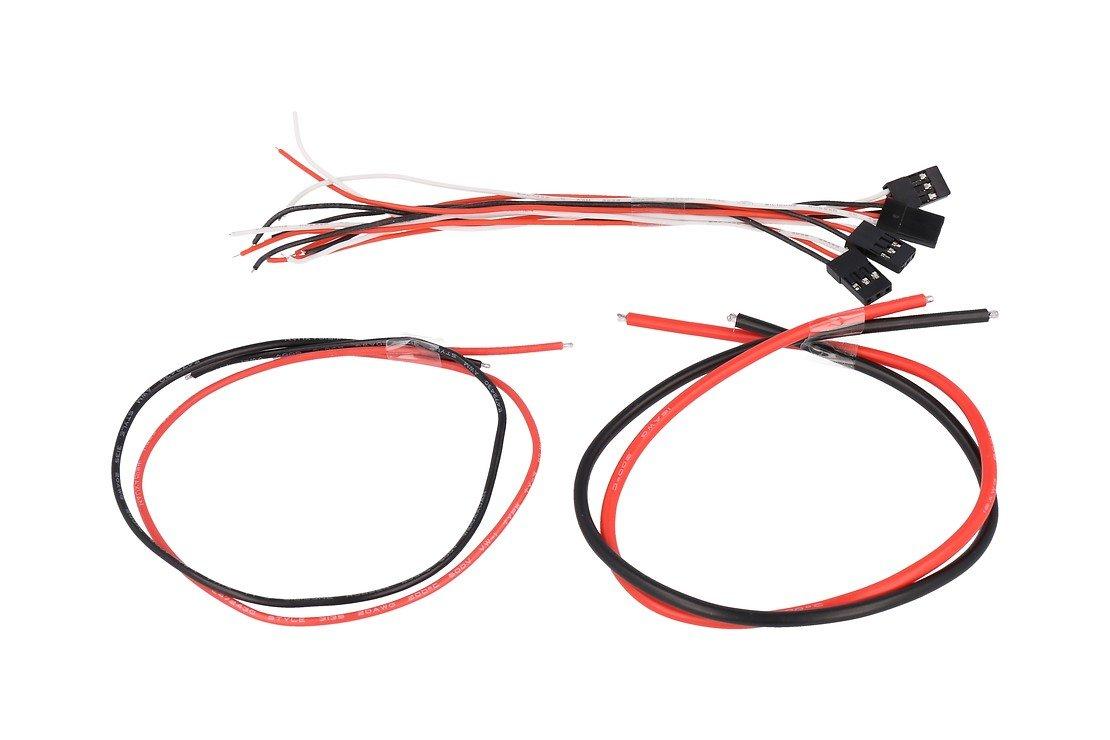 KISS Kabelset für 4 ESC - Pic 1