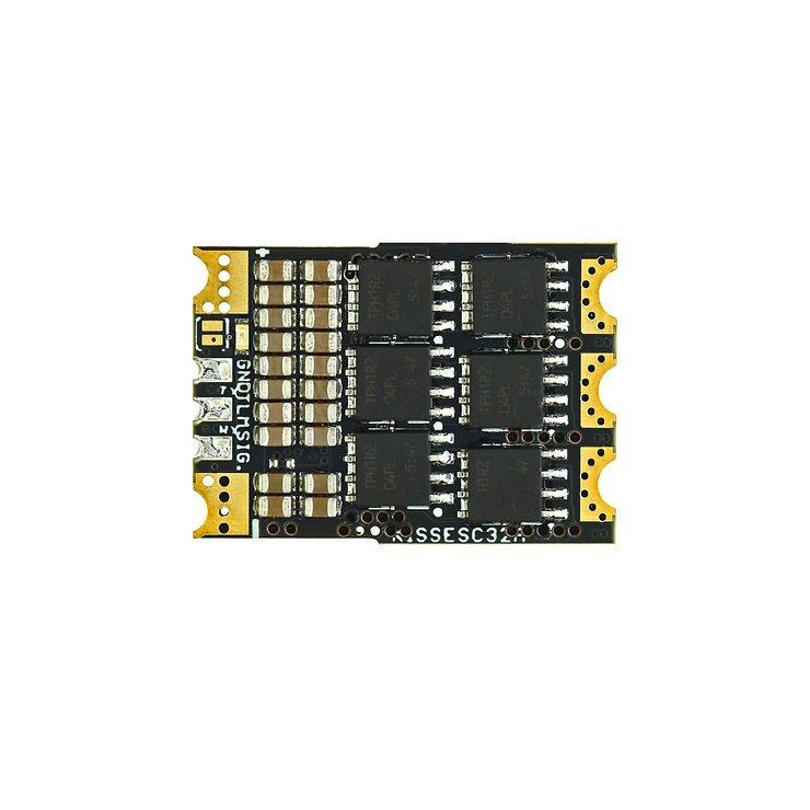 KISS ESC 2-6S 32A - 32bit Regler - Pic 1