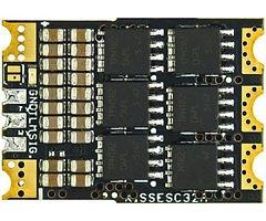KISS ESC 2-6S 32A - 32bit Regler