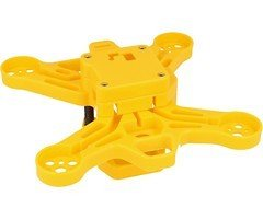 Fossils Stuff Gravity 180 FPV Racing Frame Gelb