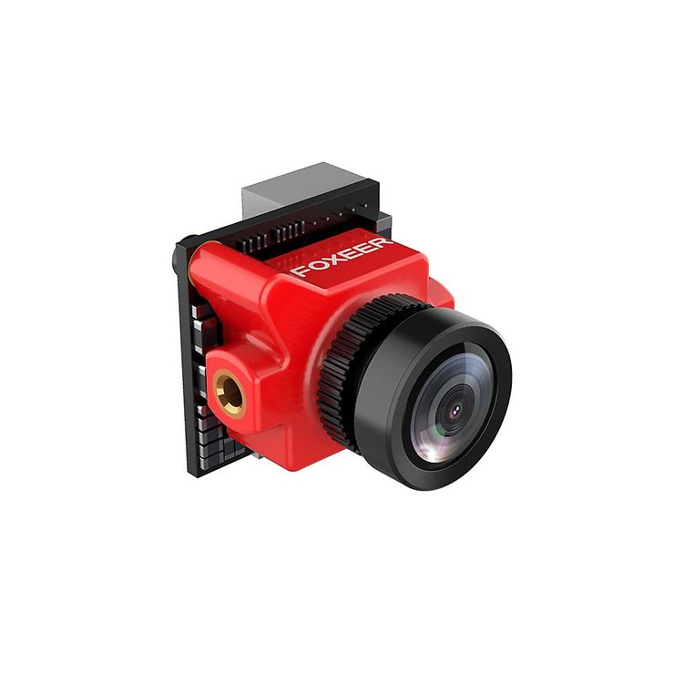 FOXEER Predator Micro V2 FPV Kamera OSD 1000TVL Super WDR Rot - Pic 1