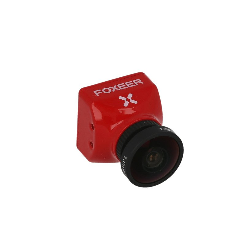 FOXEER Predator V3 Mini FPV Videokamera M8 1,8 Linse Rot - Pic 1