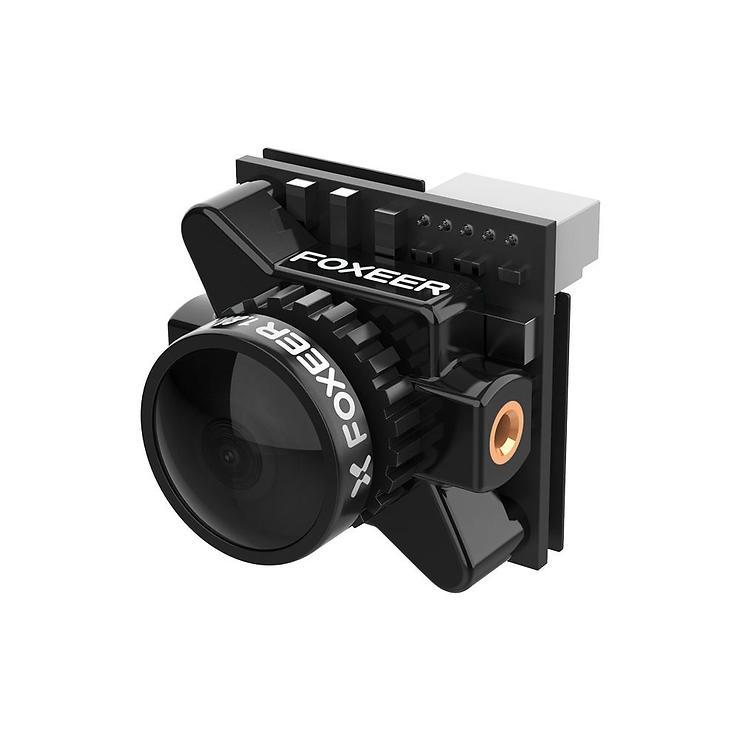 FOXEER Falkor Micro FPV Videokamera 1200TVL M8 1,8 Linse Schwarz - Pic 1