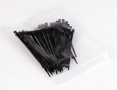 Kabelbinder schwarz 2,8 x 80mm 100 Stück
