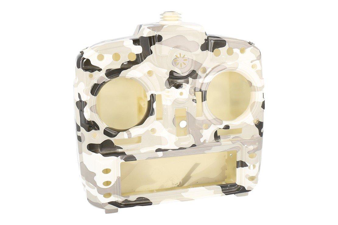 Taranis X9D Wasser Transfer Plastik Gehäuse Camouflage - Pic 1