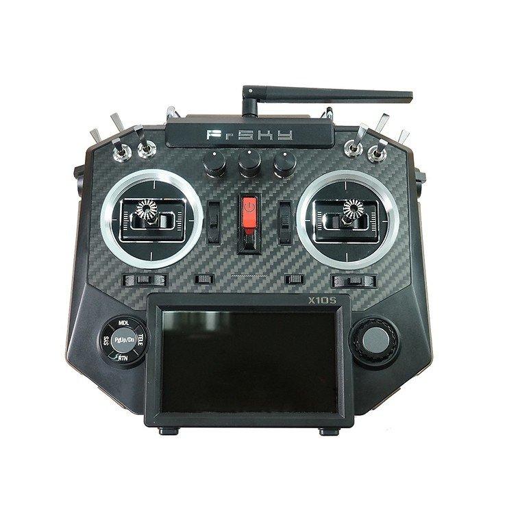 FrSky Horus X10S Fernsteuerung Carbon Mode 2 Softcase - Pic 1