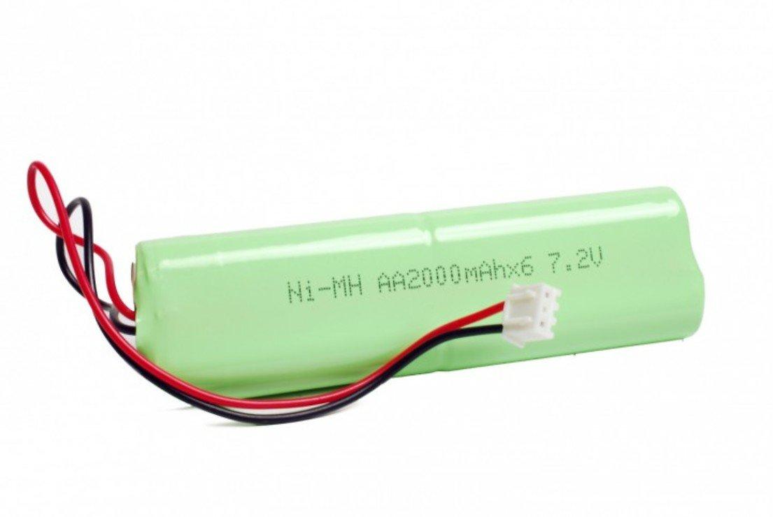 FrSky 2000mAh Akku, Batterie - Pic 1