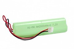 FrSky 2000mAh Akku, Batterie