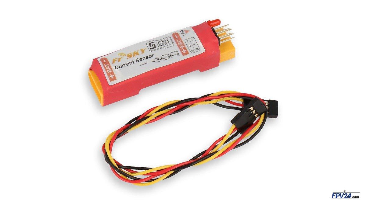 FrSky FCS-40A - Strom Sensor 40 Ampere - Pic 1