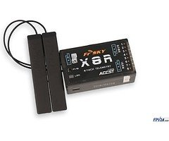 FrSky X8R 8/16 Kanal Telemetrie Empfänger