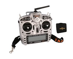FrSky Taranis X9D Plus + Soft Case