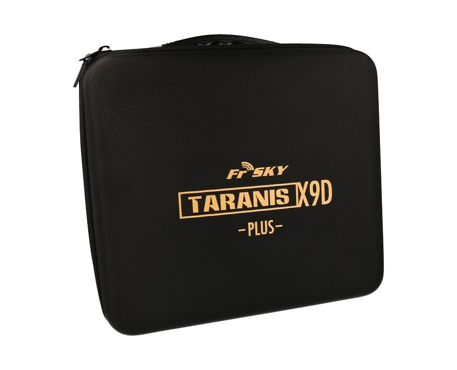 FrSky Taranis X9D Plus + Soft Case - Pic 2