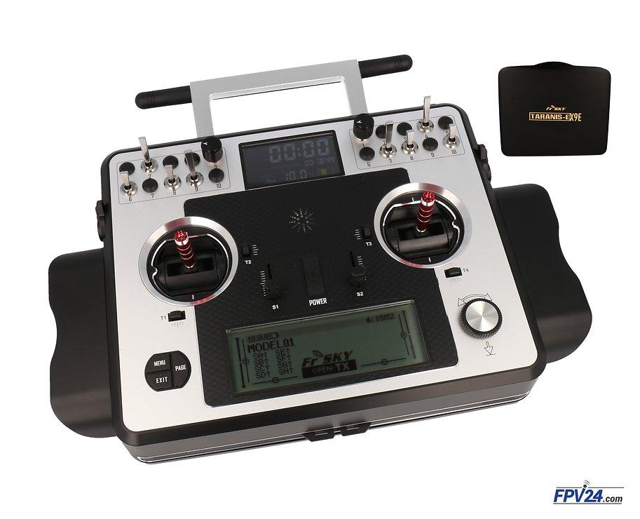 FrSky Taranis X9E + Soft Case - Pic 1