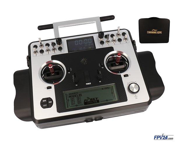 FrSky Taranis X9E + Soft Case