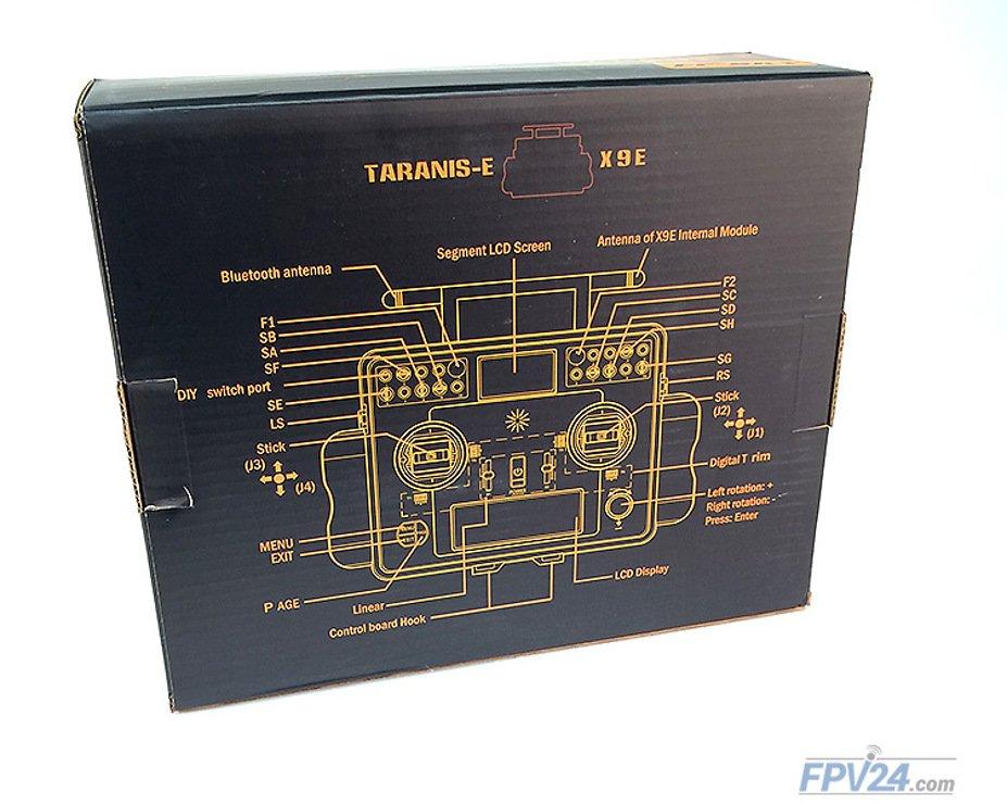 FrSky Taranis X9E + Soft Case - Pic 11