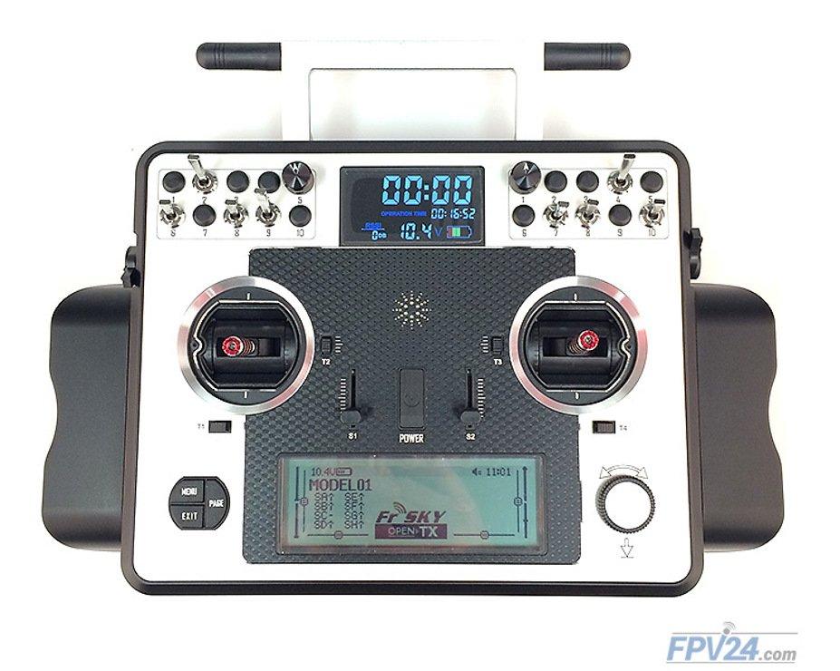 FrSky Taranis X9E + Soft Case - Pic 3