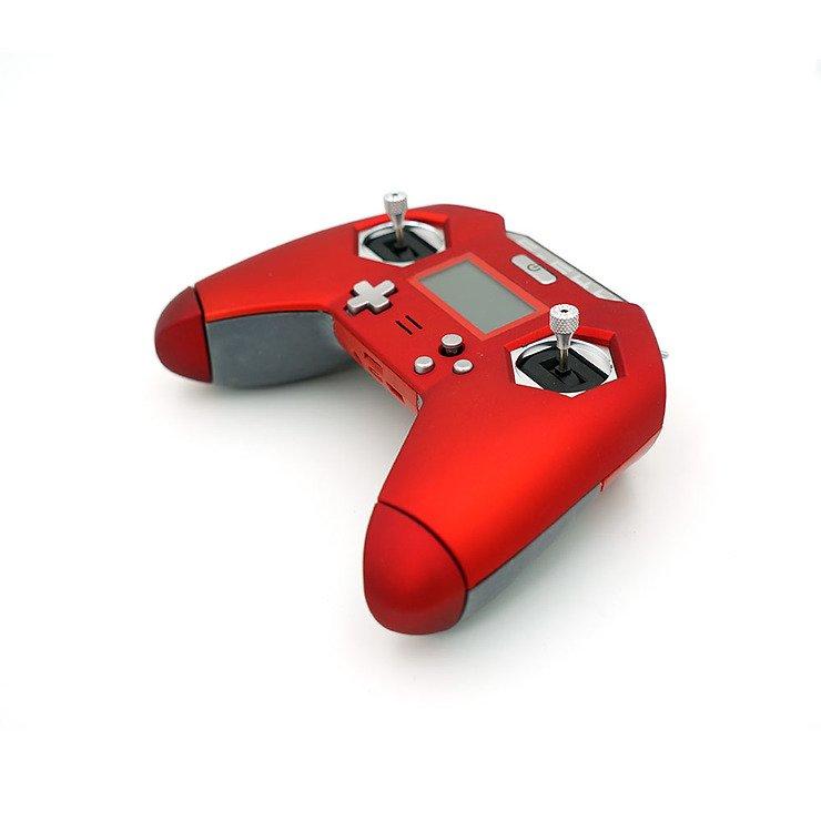 FrSky Taranis X-Lite 2.4GHz Fernsteuerung rot mit Long-Short Gimbal Sticks - Pic 2