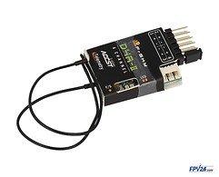 FrSky D4R-II 4 Kanal Empfänger mit Telemetrie