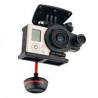 Fatshark Phantom 2 GoPro Halter