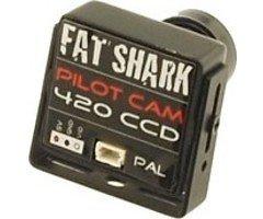 Fatshark 420TVL V2 FPV Kamera - CCD - PAL
