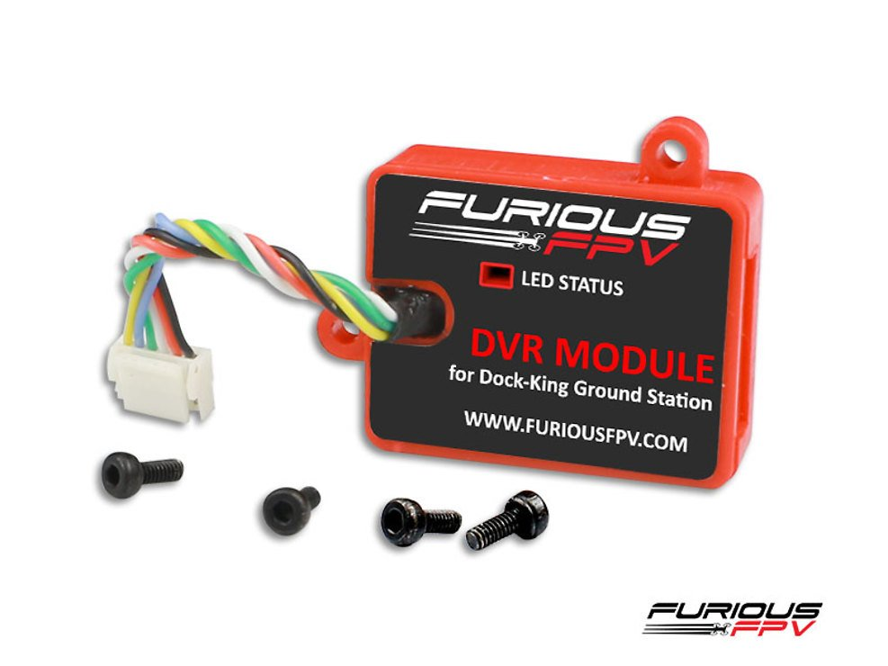 Furious FPV High Performance DVR Modul - Pic 1