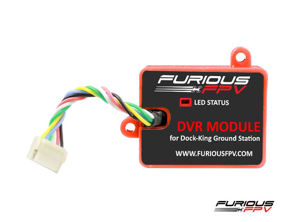 Furious FPV High Performance DVR Modul - Pic 2