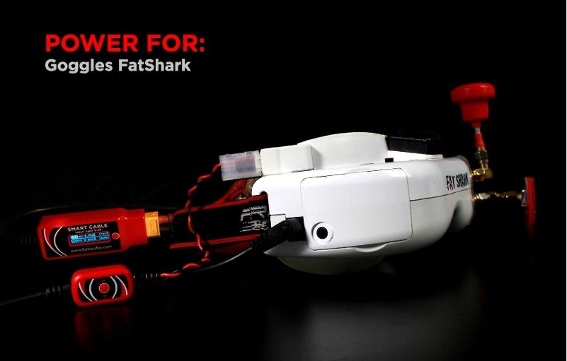 Furious FPV Smart Kabel für Videobrillen - Pic 2
