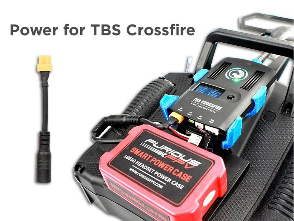 Furious FPV Power Kabel für TBS Crossfire TX - Pic 2