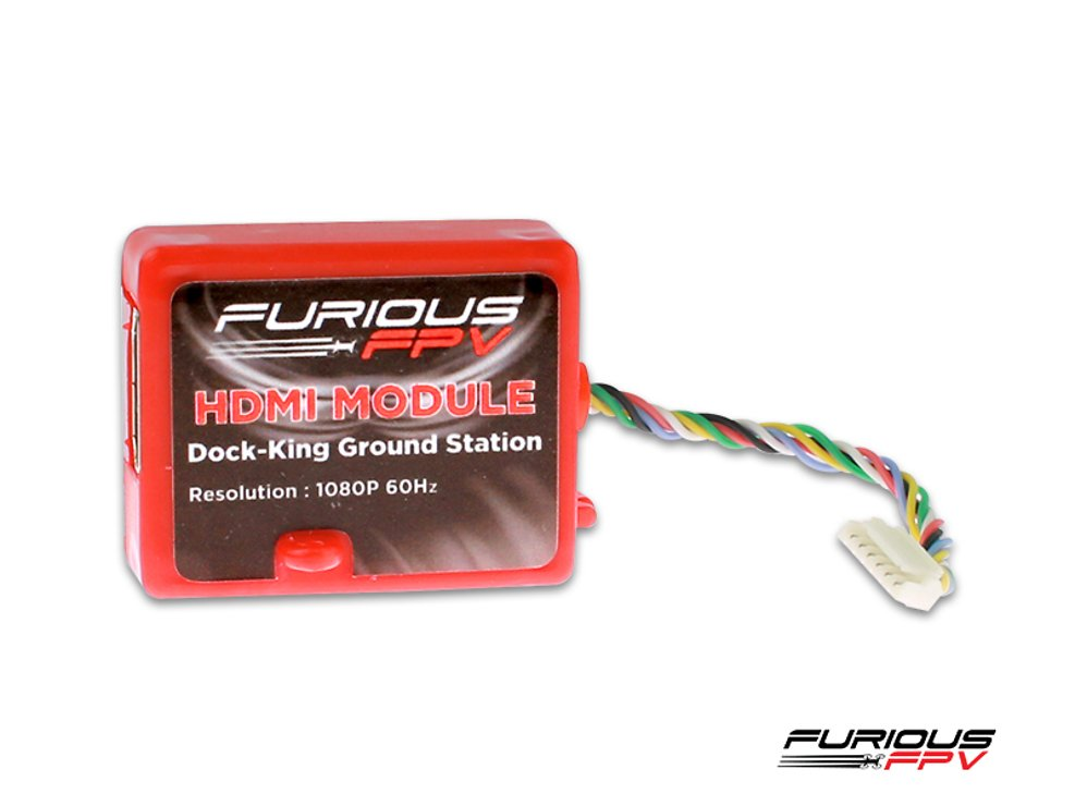 Furious FPV HDMI Modul für Dock-King Ground Station - Pic 1