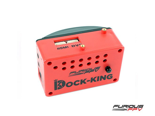 Furious FPV Dock King Ground Station