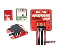 Furious FPV F-35 Lightning Flight controller Full Options (Horizontal)