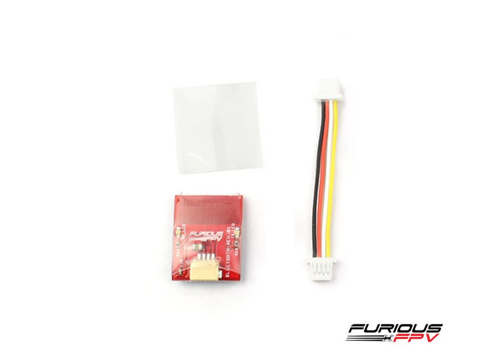 Furious FPV FORTINI F4 32Khz Flight Controller mit OSD und Bluetooth REV 3 - Pic 3