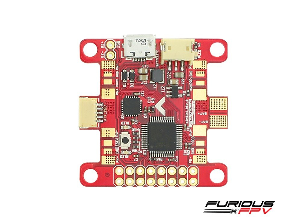 Furious KOMBINI Flight Controller - The Perfect Synergy Awaits - DShot 600 Version - Pic 2